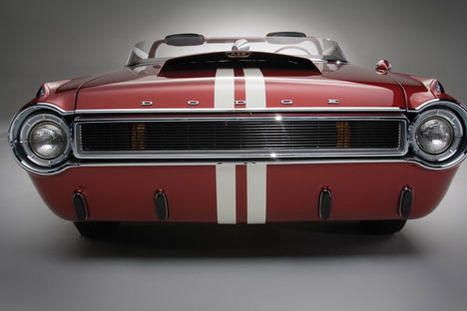 1964 Dodge Hemi Charger | Art, Design & Technology | Scoop.it