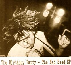 PHOTO: Nick Cave (Birthday Party album cover) | SongsSmiths | Scoop.it