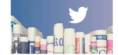420 000 articles par mois sur Twitter pour les sites de presse français | DocPresseESJ | Scoop.it