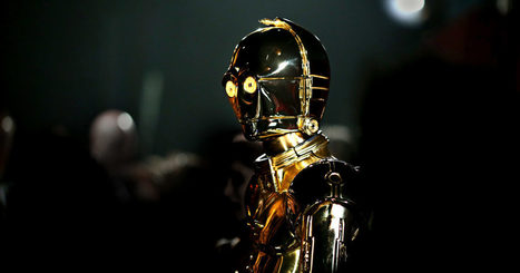 Magic Leap's Next Move? Bringing C-3PO to Your House | Futurewaves | Scoop.it