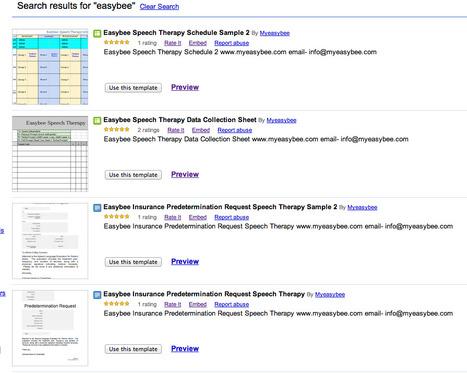 Easybee Google Documents | Easybee Buzz | Scoop.it