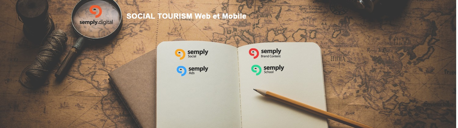SOCIAL TOURISM web et mobile