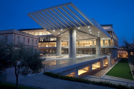 The New Acropolis Museum Review   LVDVS CHIRONIS 3.0   Scoop.it