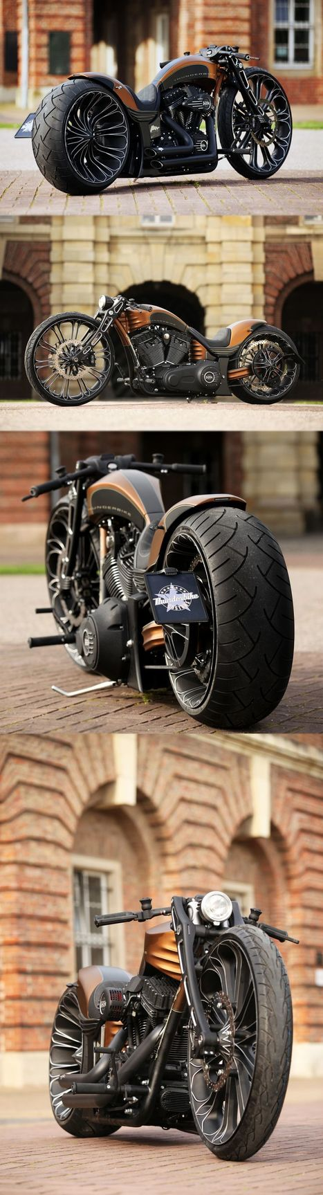 Thunderbike Harley-Davidson - MuchoCars.com | Bikez | Scoop.it
