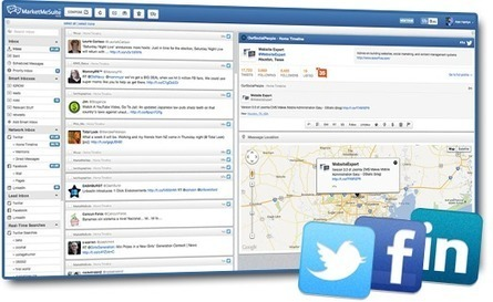 Social Media Management & Marketing for Small Business - MarketMeSuite | Social Media for Small Businesses | Scoop.it