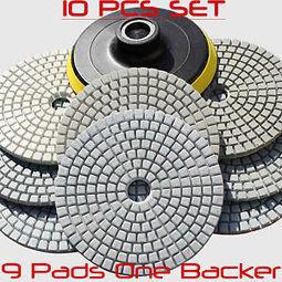 Granite Polishing Pads | Diamond Polishing Pads, Shopnsavemart | Scoop.it