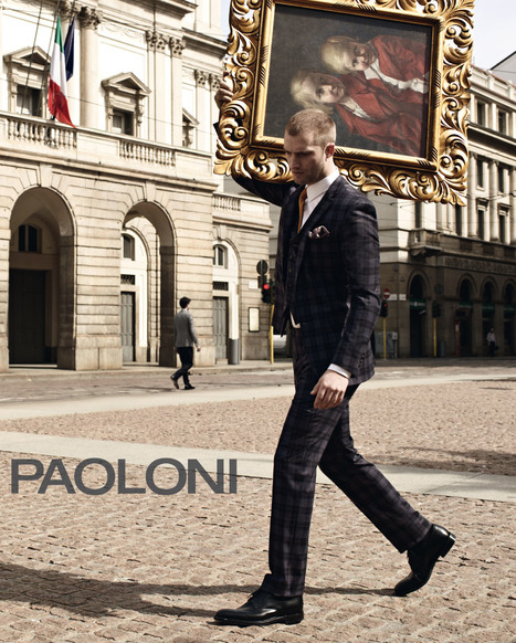Paoloni: from Le Marche Total Look for Man | Le Marche & Fashion | Scoop.it