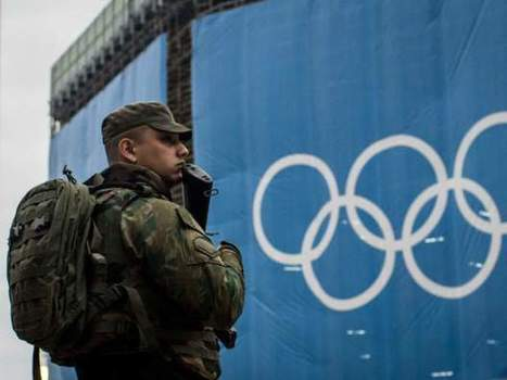 Olympic security officer navigating by GPS makes wrong turn into favela and dies in a hail of bullets | Location Is Everywhere | Scoop.it