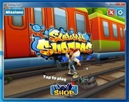 Subway Surfers for PC or Windows Computer | Genuine-Report.com | Scoop.it