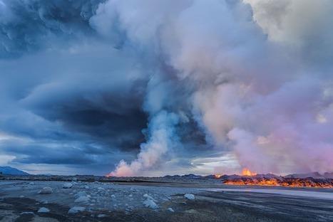 11 Photos of Iceland's Bardarbunga Volcano Erupting That Are Just Unreal   Echos de sciences   Scoop.it