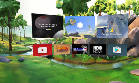 La realidad virtual Daydream VR de Google está lista | REALIDAD AUMENTADA Y ENSEÑANZA 3.0 - AUGMENTED REALITY AND TEACHING 3.0 | Scoop.it
