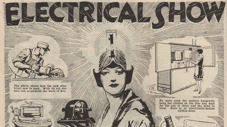 17 High-Tech Gizmos From 1927's Version of CES | Technology | Scoop.it