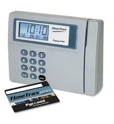 Pyramid PTITT950EK Time/Attendance,Ethernet Version,8x10x5,silver/blue | Time & Attendence System | Scoop.it