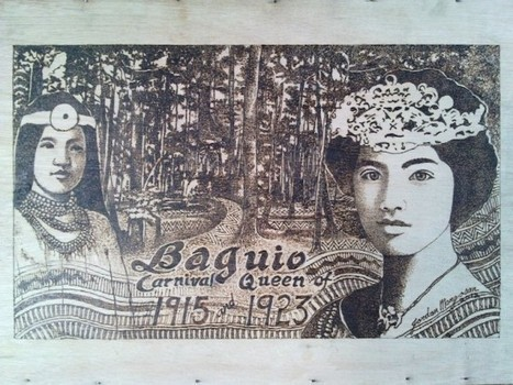 Philippines-Based Artist Harnesses the Power of the Sun to Create Amazing Pyrography Masterpieces | Strange days indeed... | Scoop.it