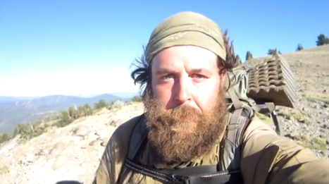 Selfie Time-Lapse: 1,700 Miles Hiked, 90lbs Lost, Epic Beard Grown | Photography | Scoop.it