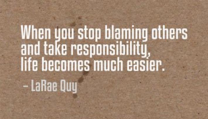 Leading Beyond the Blame Game | WebTalkRadio.net | Coaching Leaders | Scoop.it