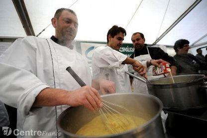 [La recette du jour] La truffe, un produit rare qui se bichonne - lepopulaire.fr | Gastronomie et alimentation pour la santé | Scoop.it