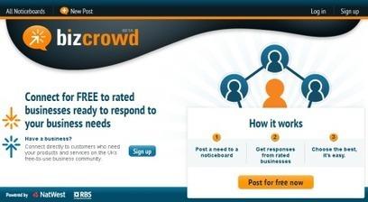 C'est pas mon idée !: RBS lance un réseau social pour les PME | Banking The Future | Scoop.it