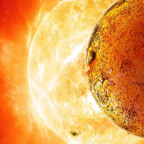 NASA: Scientists Discover the First Earth-Sized Rocky Planet | Amazing Science | Scoop.it