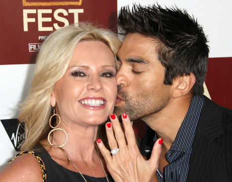 See Tamra Barney's Brand New Wedding Bands: How Much Are They Worth ... - Wetpaint | beverly diamonds review | Scoop.it