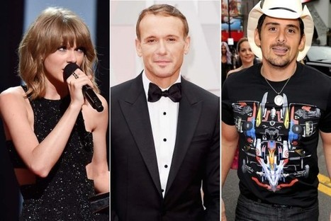Top 10 Hilarious Country Music Tour Antics | Country Music Today | Scoop.it