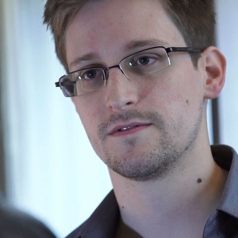 Edward Snowden Breaks Silence From Russia | Big Brother | Scoop.it