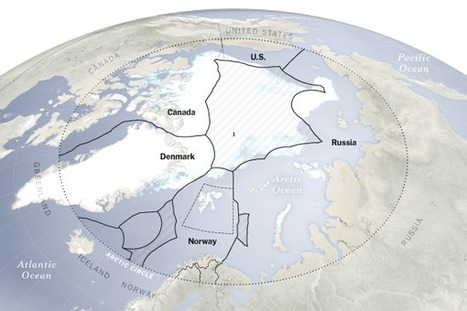 Who Owns the Arctic | All about water, the oceans, environmental issues | Scoop.it