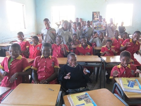 IDG Connect – UK Raspberry Pi's to Teach and Inspire Swaziland Kids | Raspberry Pi | Scoop.it