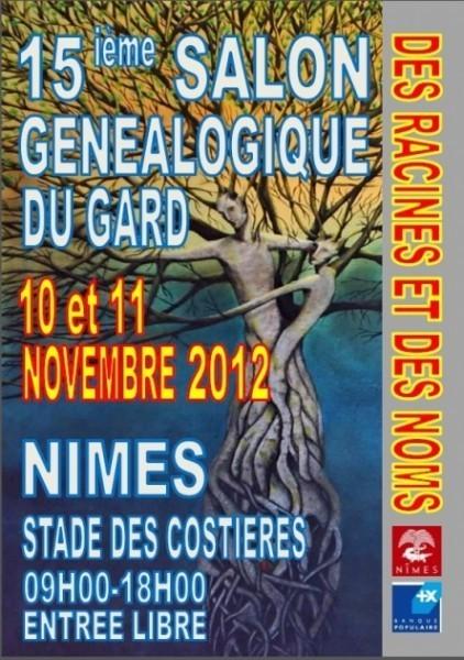 NÎMES : Le salon de la généalogie ouvre ses portes | Objectif Gard | Histoire Familiale | Scoop.it