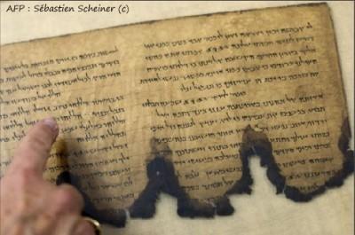Des manuscrits de la mer Morte mis en ligne sur ... - Votre Généalogie | GenealoNet | Scoop.it
