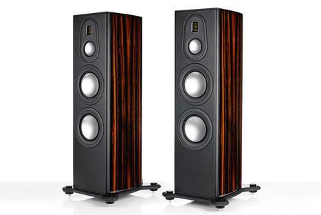 Monitor Audio Platinum PL300 II   HOME AUDIO & VIDEO   Scoop.it