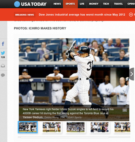 USA Today Drops Sports Photographer Over Misrepresented Baseball Photo | xposing world of Photography & Design | Scoop.it