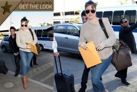 Get The Look: Khloe Kardashian Odom | StyleCard Fashion Portal | StyleCard Fashion | Scoop.it