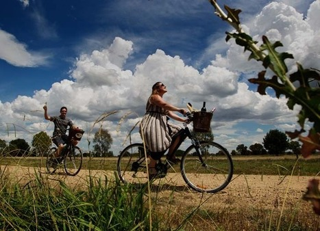 Cadel inspires taste for pedal power on regional rail trail | Local Economy in Action | Scoop.it