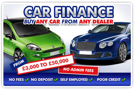 Cars on finance by Midland Credit   Bad Credit Car Finance   Scoop.it