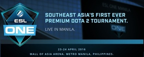 SMART and PLDT Home Fibr gear up for ESL One Manila Dota 2 Tournament | NoypiGeeks | Philippines' Technology News, Reviews, and How to's | Gadget Reviews | Scoop.it