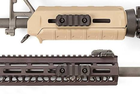 Magpul – Launches M-LOK Attachment System | Airsoft Showoffs | Scoop.it