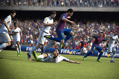 FIFA Soccer 13 | Uncrate | social media and soccer | Scoop.it