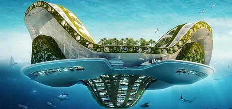Ville du futur : une réponse aux enjeux géopolitiques et écologiques ? | innovaNEWS | Architecture pour tous | Scoop.it