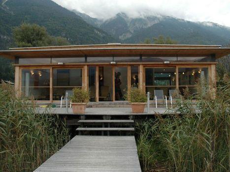 La construction bois plaît mais suscite encore des réticences | Immobilier | Scoop.it