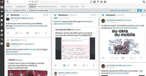 5 outils incontournables pour gérer votre compte Twitter – Les outils de la veille | Web information Specialist | Scoop.it