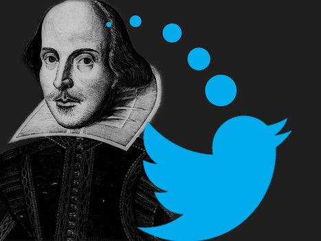 Pentametron Reveals Unintended Poetry of Twitter Users : NPR | Content for keeps | Scoop.it