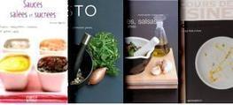 Sauces, épices et condiments - Liste de 20 livres | INNO BIENS CULTURELS | Scoop.it