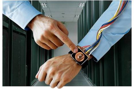 How Should Companies Handle Data From Employees' Wearable Devices? | HRintech  - - -  HR Innovation & Technology | Scoop.it