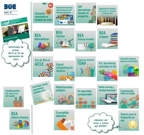 #Educación tecnológica: Cursos INTEF: convocatoria Septiembre | desdeelpasillo | Scoop.it