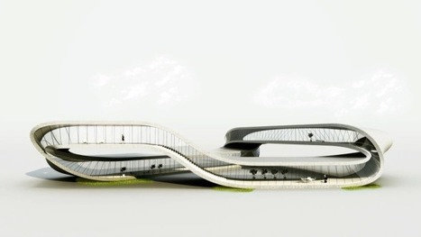 """Dutch architect to build """"endless"""" house with 3D printer #3dthursday 