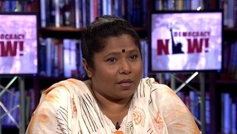 Striking Workers, Bangladeshi Activist Challenge Walmart on Labour Conditions at Stores & Factories | Walmart - MNC case study | Scoop.it
