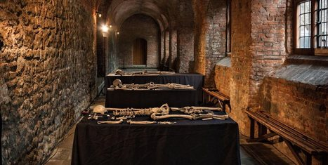 Arqueología bajo el suelo de Londres, un pasado oscuro   Centro de Estudios Artísticos Elba   Scoop.it