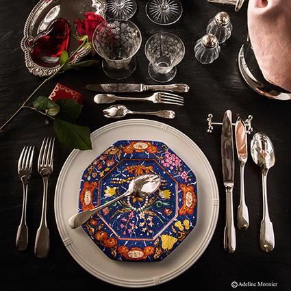 Un dîner privé dans l'appartement de Marc Chagall | Les Gentils PariZiens : style & art de vivre | Scoop.it