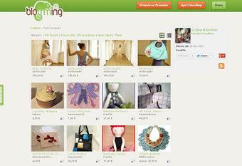 Scopri l'Eccellenza del Made in Italy degli Artigiani e Creativi sul Web con Blomming Social Commerce [Guida e VideoTutorial]   Crea con le tue mani un lavoro online   Scoop.it